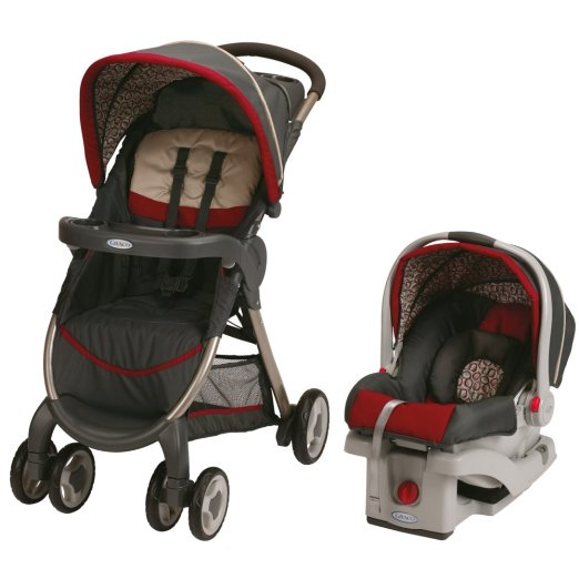 Graco Fastaction Fold Travel System Review Baby Strollers Info