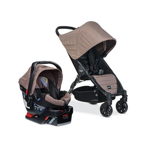 Britax B Agile Travel System Review Baby Strollers Info